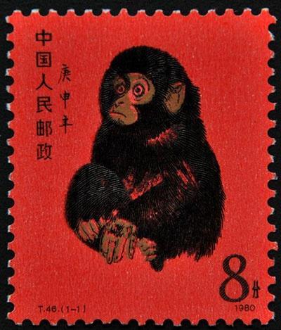 己亥猪年生肖邮票首发 最早生肖邮票为猴票 第2张
