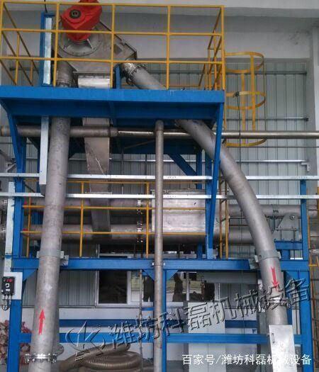 管链输送机无尘高效节能,是自动粉体生产线中及其重要的一环