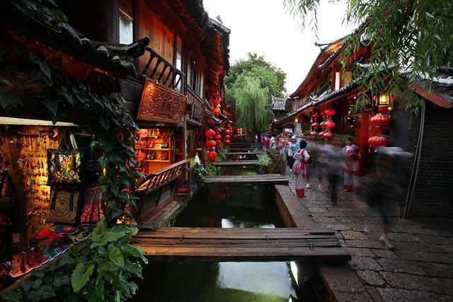 中国最美十大古城