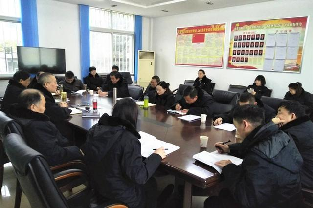 陕西宁陕法院召开2019年扫黑除恶工作部署会