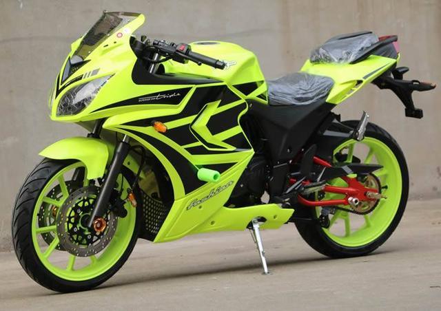 不到一万的摩托车,换掉你的地平线如何?