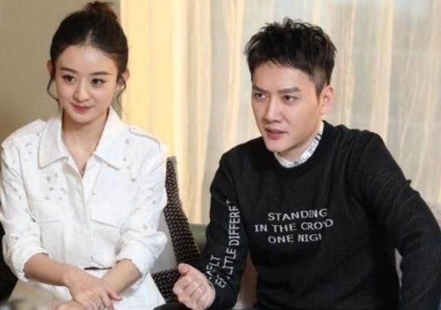 赵丽颖置顶旧文回应与冯绍峰绯闻,网友:知否播