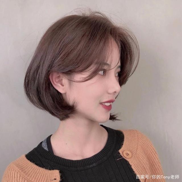 """想要发型好看剪短发,爱美的人都剪了"""""""