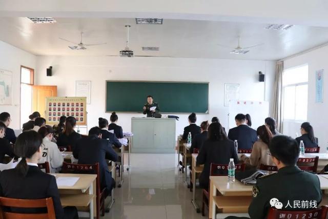 东部战区陆军文职人员招考面试(图14)