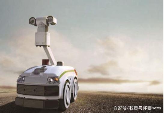 安防机器人的优势及应用发展趋势