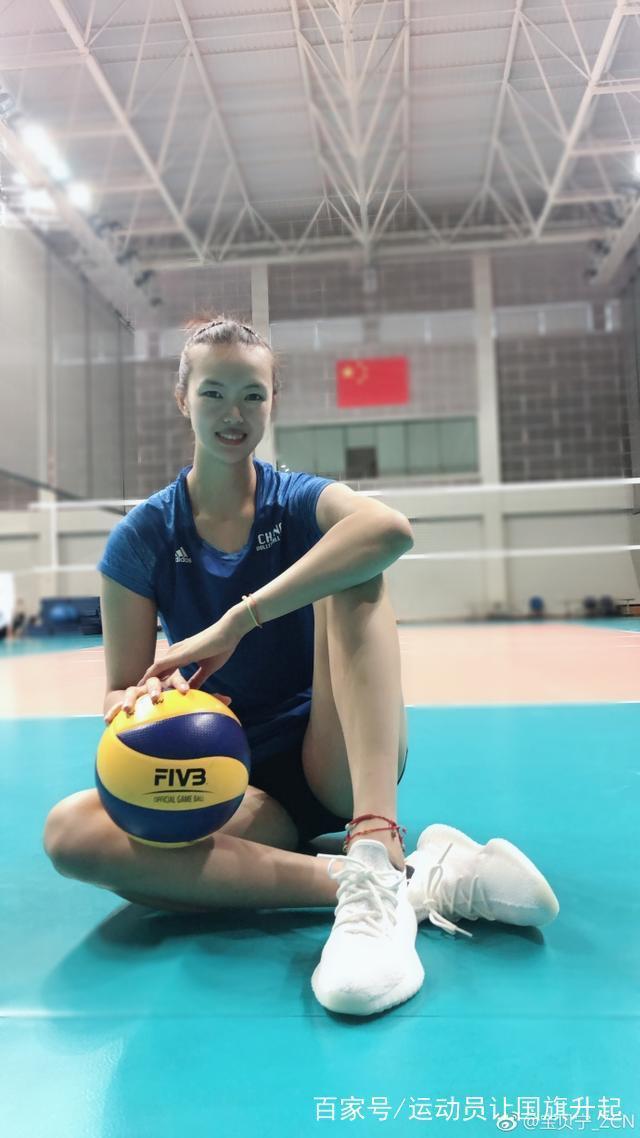 中国女排出征世锦赛球员照片曝光!她是减肥王-轻博客