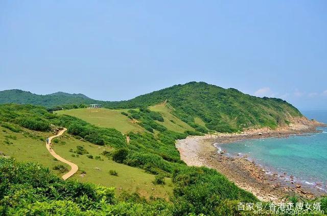 香港岛屿小清新:塔门岛旅行攻略