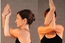 鹰式,99%的人不知道可以理疗肩关节?缓解颈部