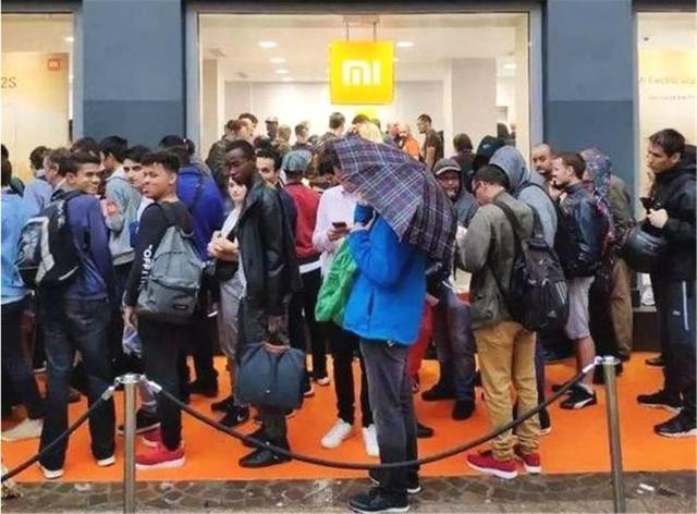 《小米的饥饿营销在英国失策,道歉仍不被接受》