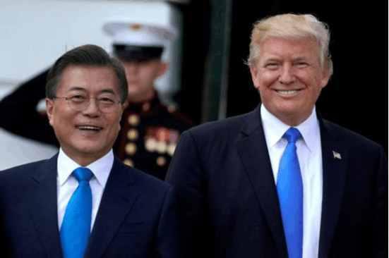 特朗普对韩国趁火打劫? 安倍居然回头做这事