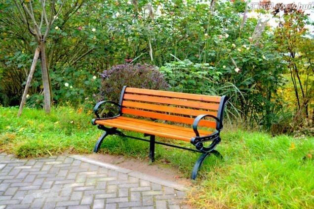 山东公园椅