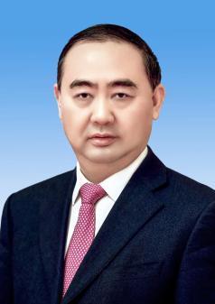 孫正東同志任阜陽市委書記
