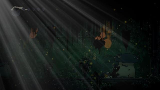 空洞骑士评测:与君一起探索地下城的奥秘图8