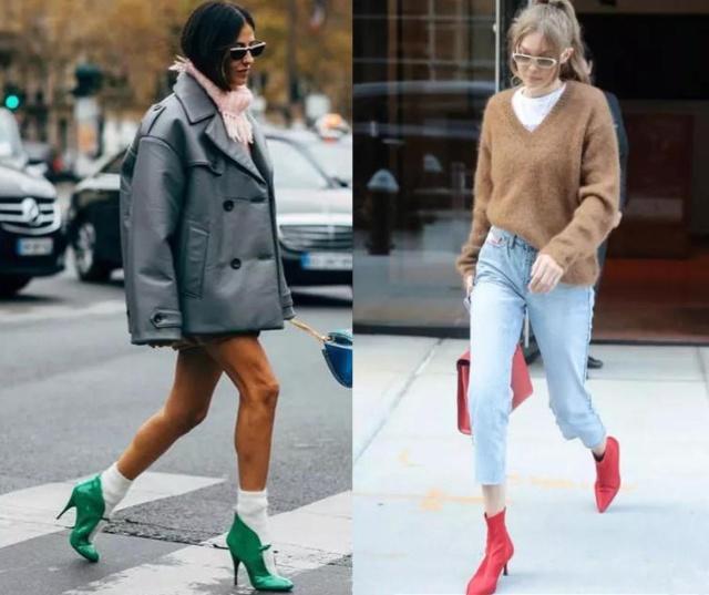 """冬天让这8种""""减龄色""""单品点亮你的衣橱,吸睛又不失女人味!"""