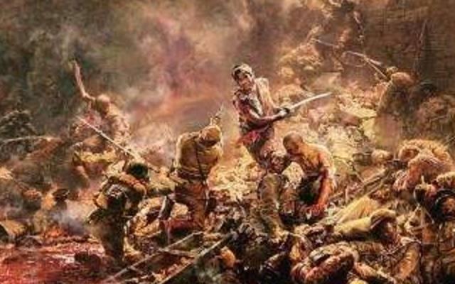 盘点抗日战争的十大战役、起始时间、转折点、