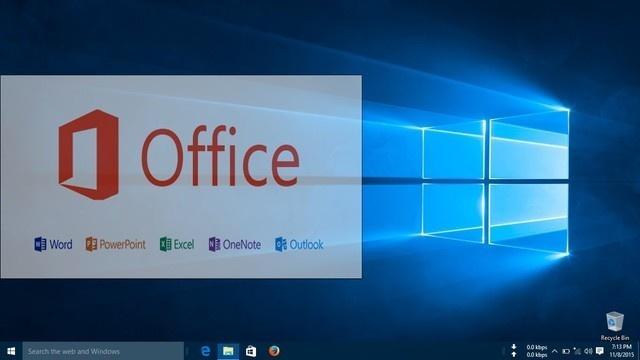 微软公布新版Windows 10 Office应用 免费使用
