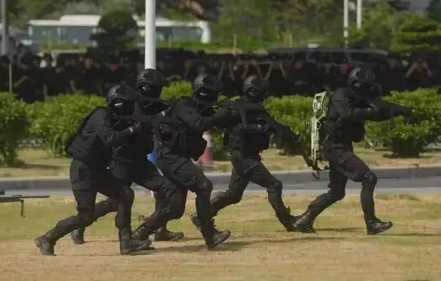 特警部队批量装备的新宠,新型冲锋枪JH16-1!