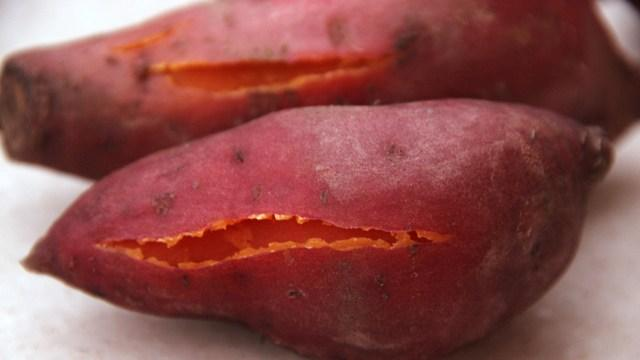 红薯吃多了会怎样呢?其实就是那么一回事