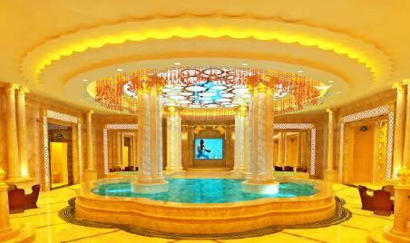 武汉水之梦浅深地中海威尼斯水立方曲水兰亭极乐汤spa会所哪家好  第20张