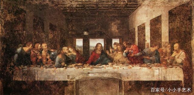 达芬奇名画:最后的晚餐作品赏析