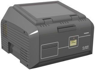 华泰诺安发布EF5000新型台式毒品、爆炸物探测器
