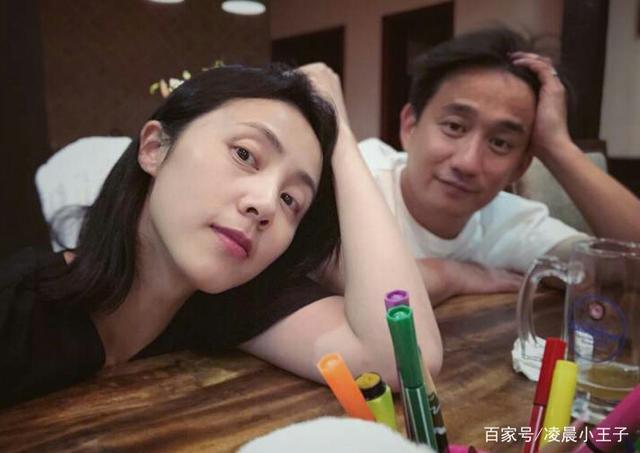 黄磊、孙莉在《快乐大本营》秀恩爱,网友们直