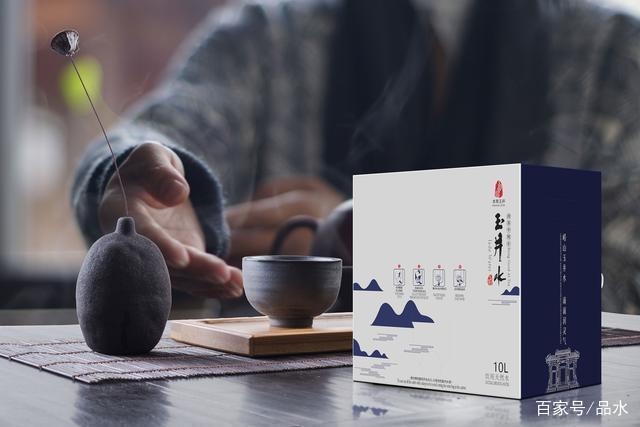 本草玉井·崂山太清宫玉井水-10L袋装水