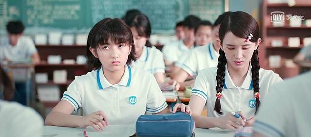 张子枫的演技又提升了,每次想到她那个最后的