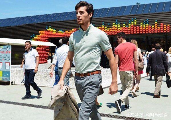 商務休閒POLO衫,陪你度過炎熱夏季