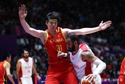 男篮雄起!中国大比分胜伊朗亚运夺冠 网友:阿联