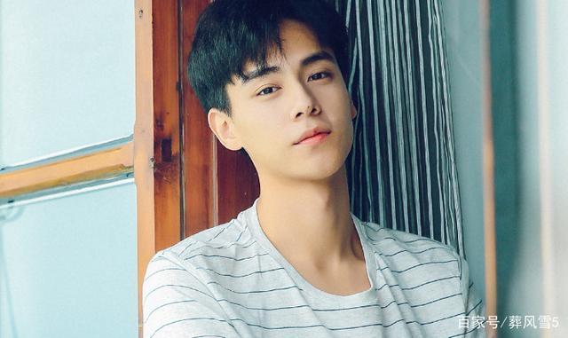 韩国人眼里最帅的五位中国男星,吴亦凡只排第