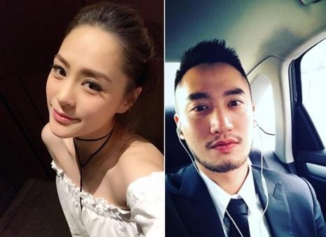 阿娇与台湾医生姐弟恋曝光:我依然相信爱情