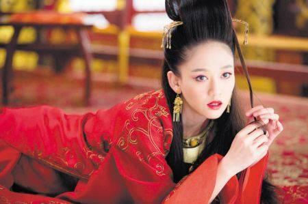 「令狐冲东方不败陈乔恩」有一种爱叫东方不败