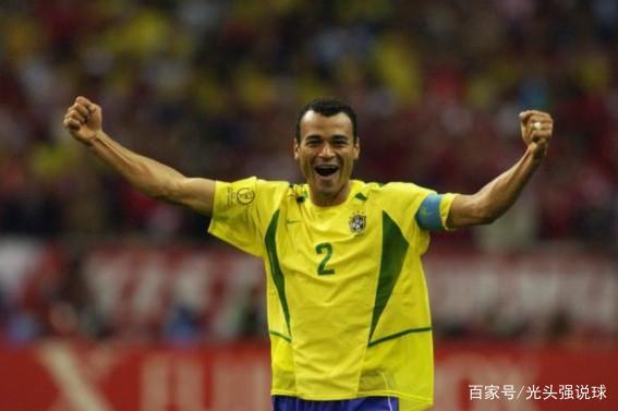 巴西足球史上能力最强的五大边后卫,马塞洛排