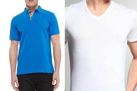 男士polo衫和t恤有什麼區別 這三個細節教你輕松區分