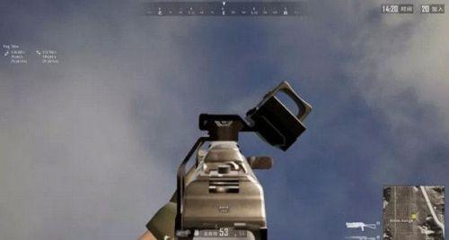 绝地求生侧面瞄具怎么用攻略 绝地求生新侧面瞄具操作设置及安装使用技巧方法