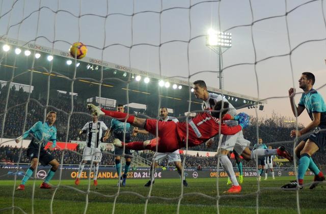 亚博体育:足球——意甲:尤文图斯平亚特兰大