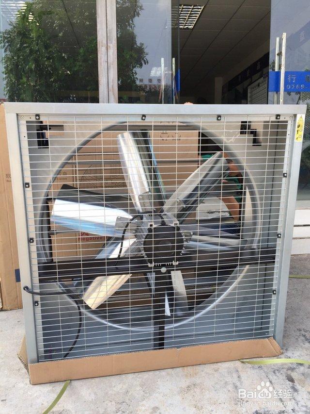 怎么挑选镀锌板负压风机?