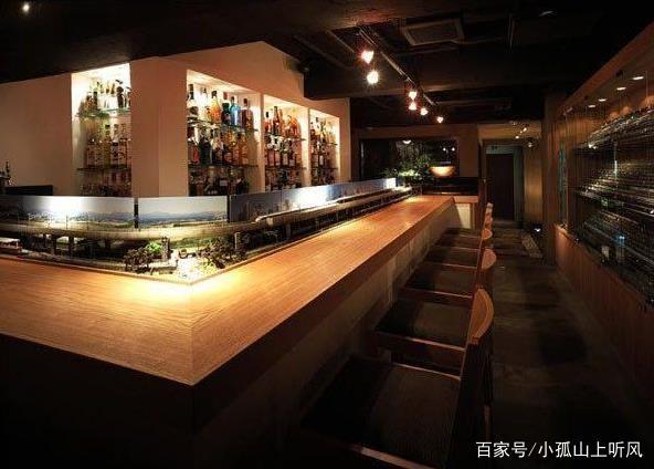 性感妖娆的东京银座酒吧舞女 陪酒陪聊不出台!