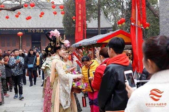 西安年·最中国|追溯千年前的丝路故事 在浓浓年味中感受丝路风情