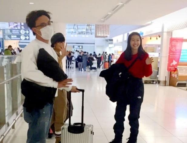 日本偶遇陈奕迅照片曝光 陈奕迅在日本做什么揭露一家三口超幸福