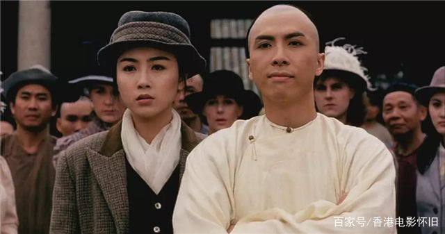之铁马骝电影_1993年香港武侠电影扎堆上映,李连杰占六部,林青霞也有四部