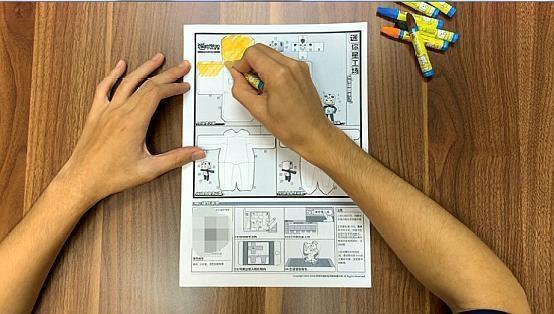 迷你世界:玩家决定颜色,拍摄就能生产人物风格
