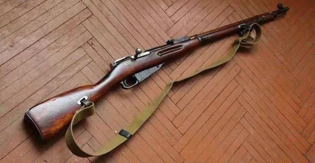跟我国有非常大的历史原因的步枪,抗战老兵最有感触的莫辛纳甘
