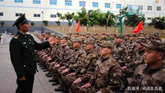 一级军士长什么级别?中国一级军士长是如何养成的? 网络快讯 第3张