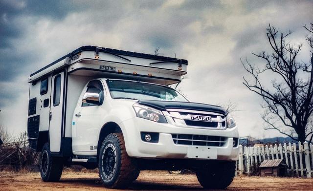 麦卡远征越野房车3月12日将于北京房山房车展正式发布