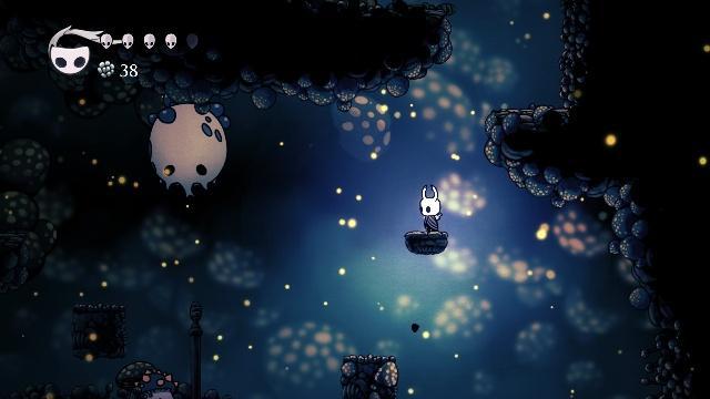 空洞骑士评测:与君一起探索地下城的奥秘图7