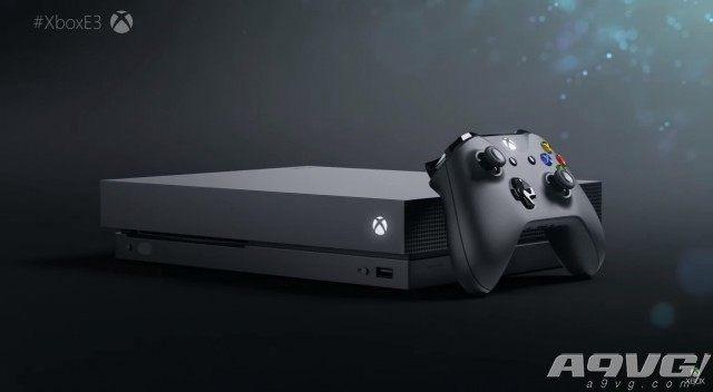...XboxOne X将于11月7日发售 《赞歌》《腐烂国度2等新作公布》