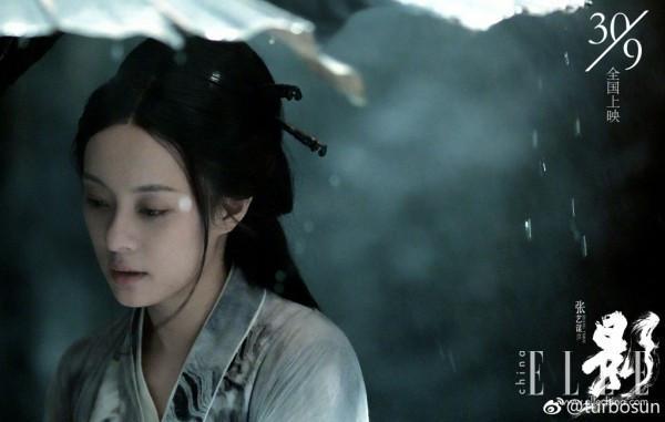 孙俪除了新电影,她的搭配可以复制一整个秋天!