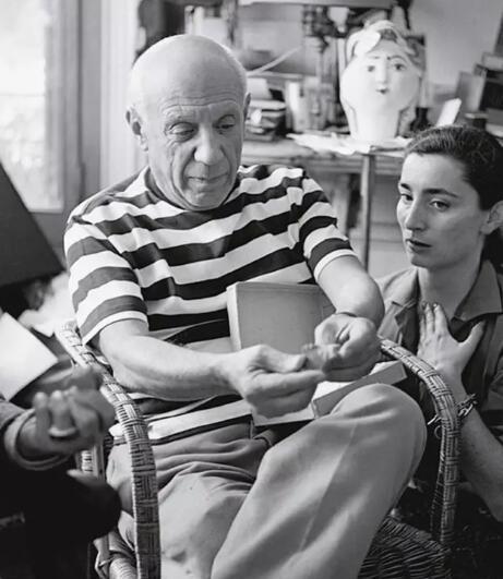 看不懂毕加索,还是看不懂他的情人们?
